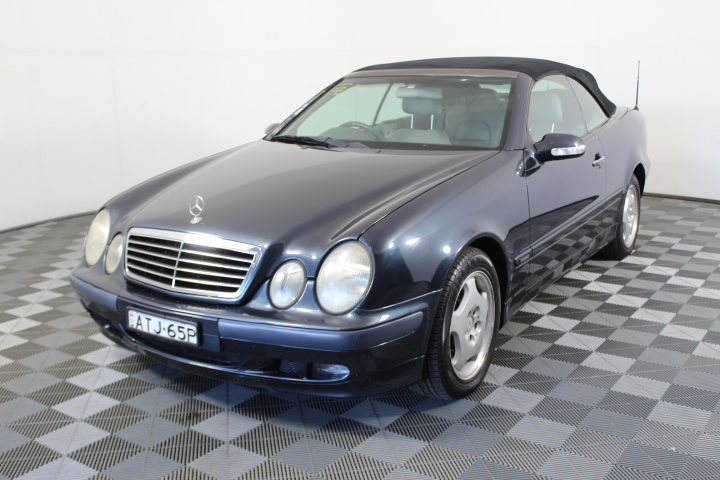 2000 Mercedes Benz CLK320 Avantgarde A208 Automatic Convertible