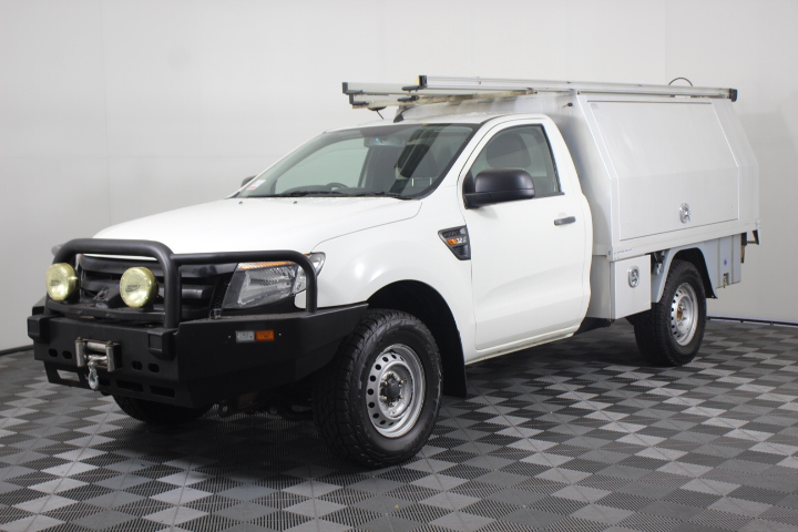 2013 Ford PX Ranger 4WD Auto 3.2T/D 167,736kms