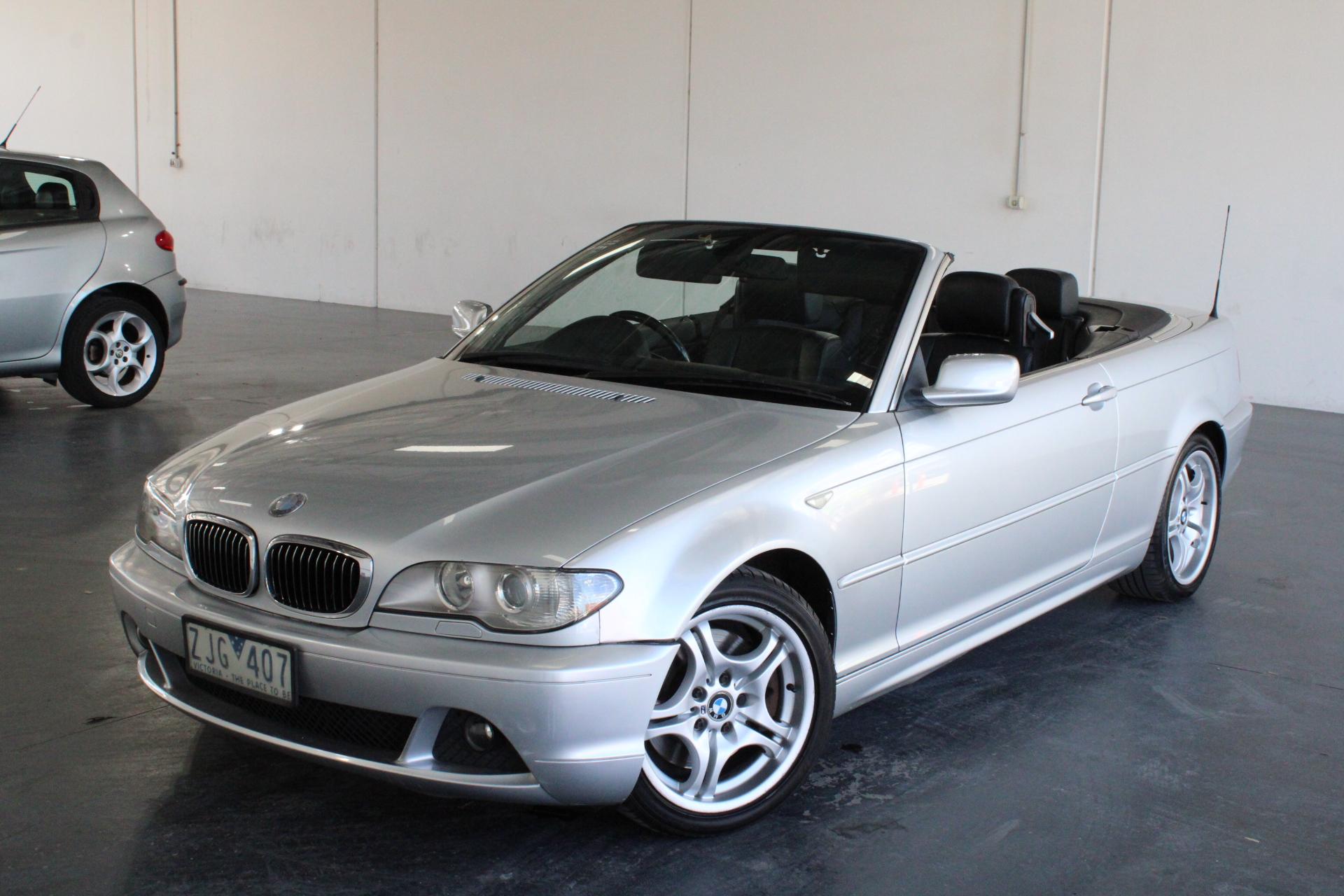 2003 BMW 3 30Ci E46 Automatic Hardtop Convertible