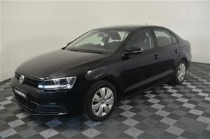2012 Volkswagen Jetta 118TSI 1B Automati