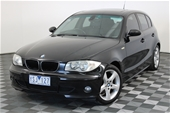 Unreserved 2005 BMW 1 20i E87 Automatic