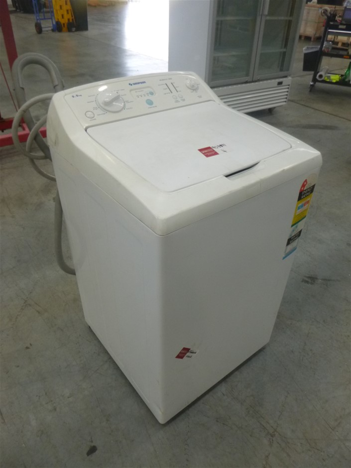Simpson EziSet 550 5.5Kg Washing Machine