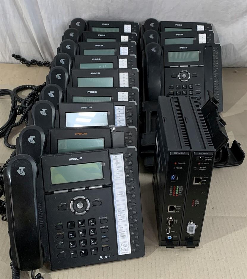 LG Ericsson iPECS Phone System