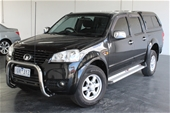 Unreserved 2013 Great Wall V200 4X2 T/Diesel Man Dual Cab