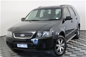 Unreserved 2008 Ford Territory SR (RWD) SY Automatic