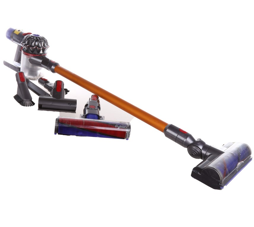 DYSON V8 Absolute Cordless Stick Vacuum Cleaner. N.B. Not in original packa