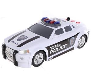 TONKA Police Car 40cm x 17cm w/ Sound. N