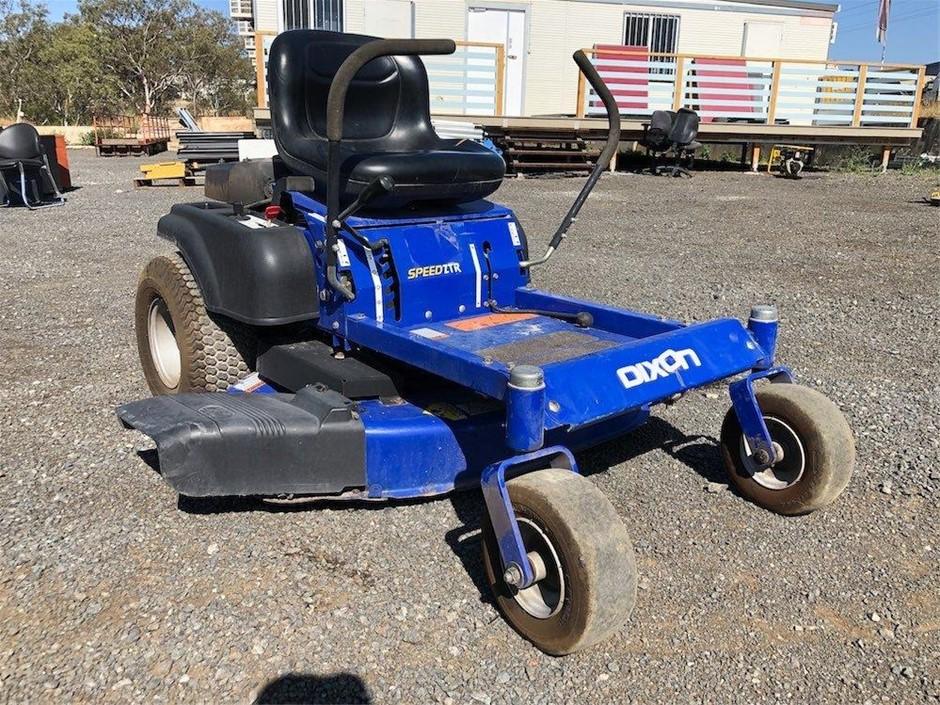 Dixon Zero Turn Mower