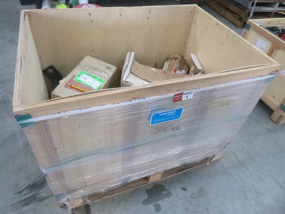 Pallet of Assorted Parts