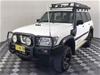 2000 Nissan Patrol ST (4x4) GU II Turbo Diesel Manual 7 Seats Wagon