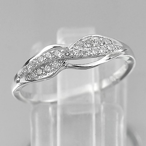 Gorgeous Solid Sterling Silver Ring.
