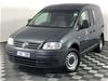 2007 Volkswagen Caddy 1.6 Manual Van