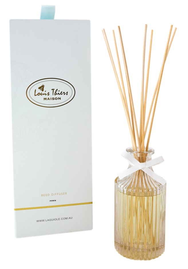 Laguiole by Louis Thiers Reed Diffuser - Mandarin