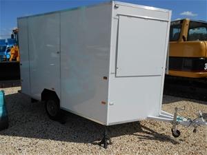 2018 Homemade Enclosed Trailer/Caravan