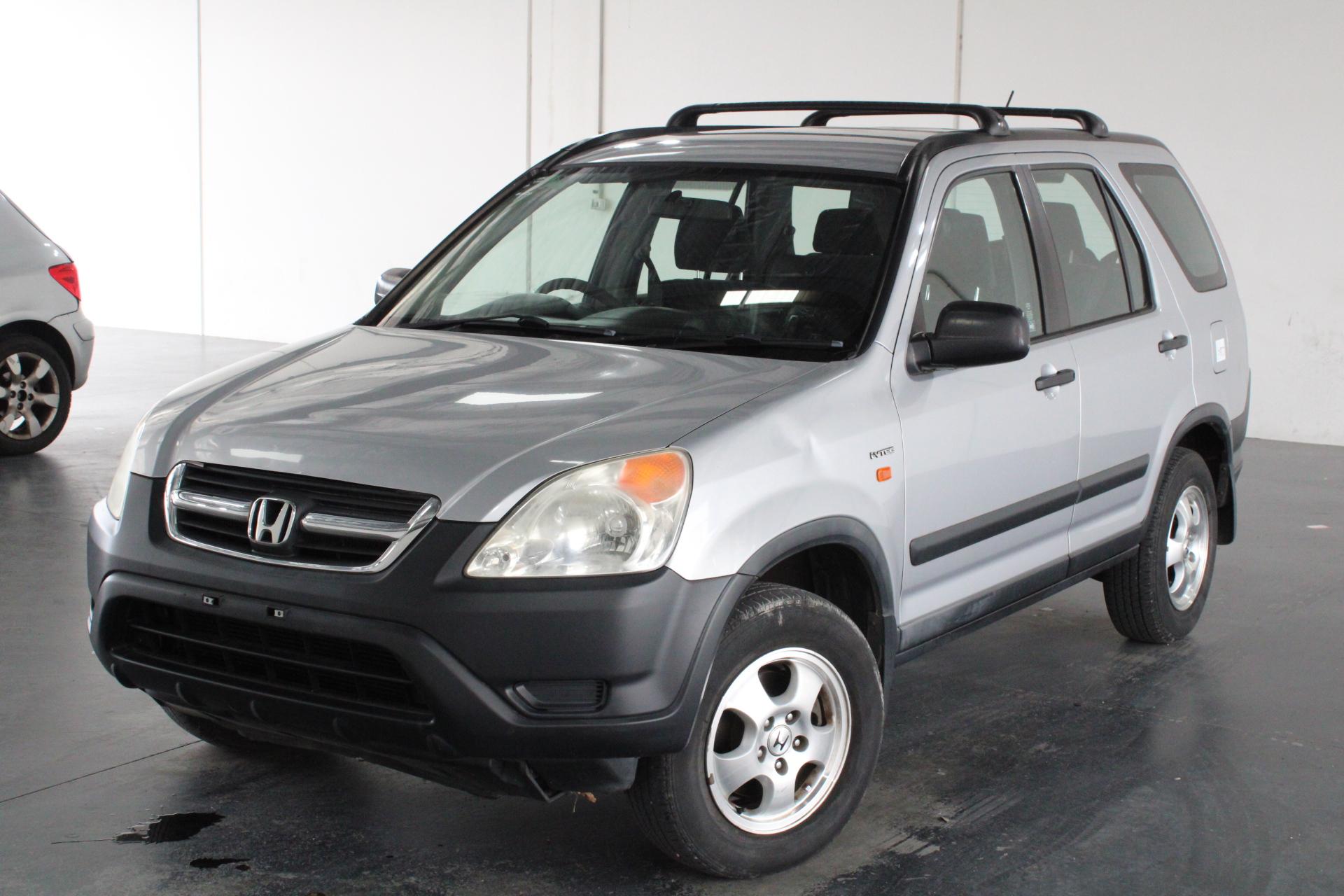 2004 Honda CR-V RD Automatic Wagon