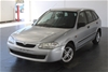 2000 Mazda 323 Astina Shades BJ Manual Hatchback