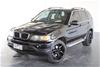 2002 BMW X5 4.4i E53 Automatic Wagon, RWC issued 16/10/19
