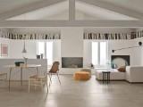 Marazzi Blend Cream Lapatto MLTW Rec 60x60cm Porcelain Floor Tiles, 27m²