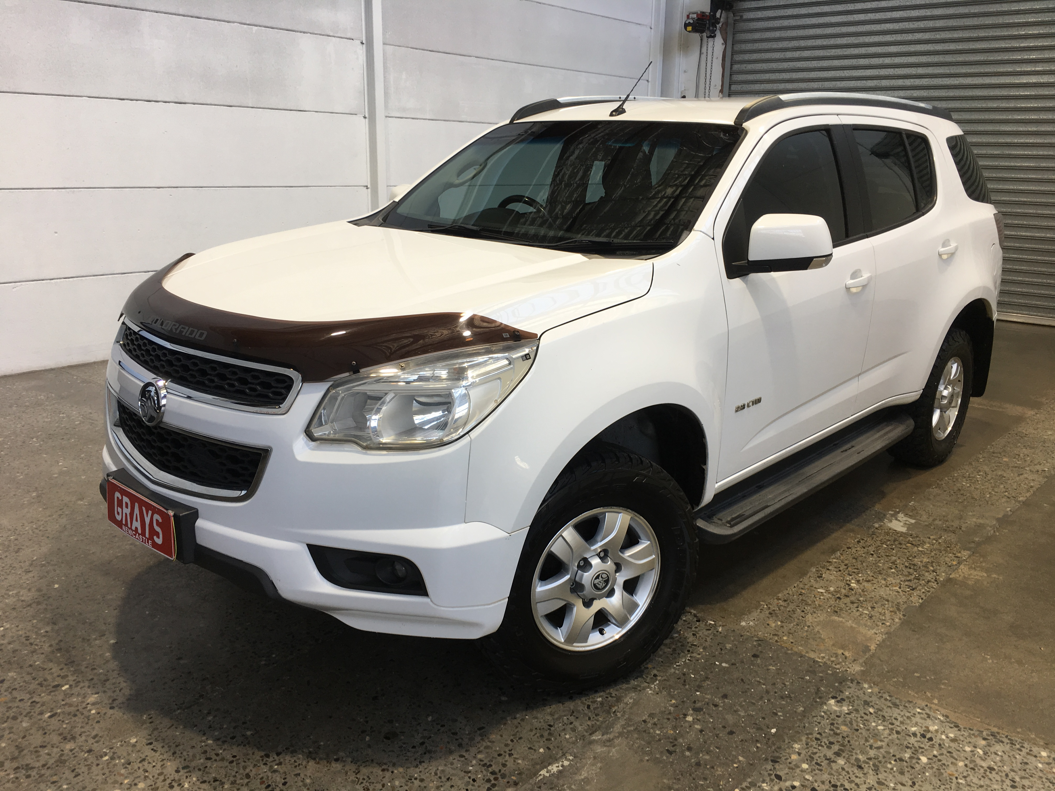 2013 Holden Colorado 7 LT RG Turbo Diesel Automatic 7 Seats Wagon