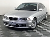 2002 BMW 3 25ci E46 Automatic Coupe