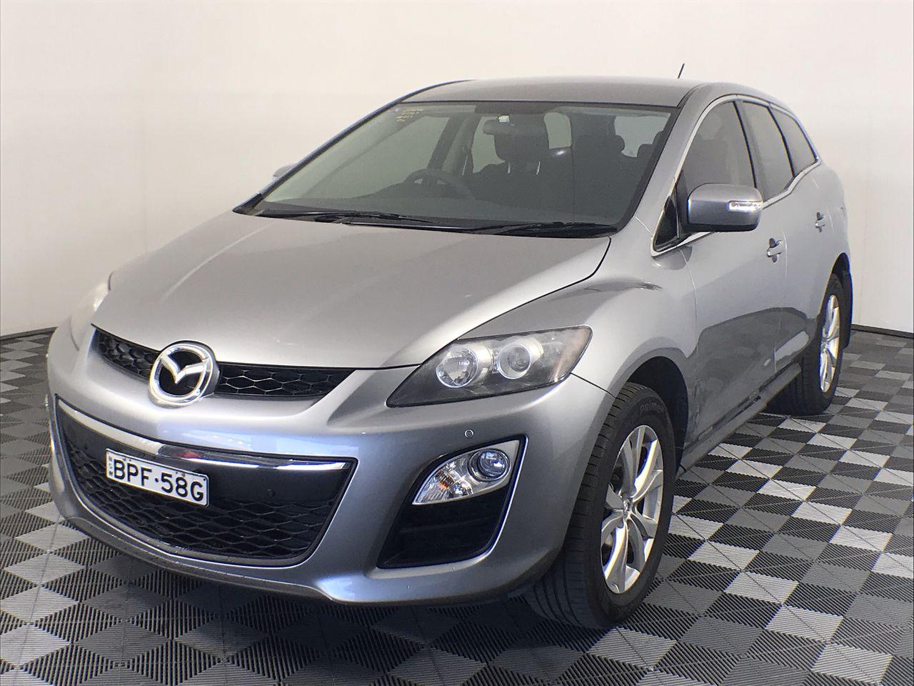 2010 Mazda CX-7 Classic Sports (4x4) Automatic Wagon