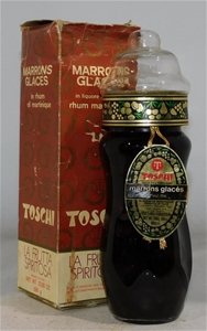 Toschi `Marrons Glaces` In Liqueur NV (1
