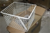 Qty 3 x Wire Basket with Runner