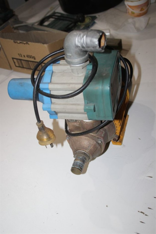 GENQUIP MF80/E1 Electric Water Pump with Controller