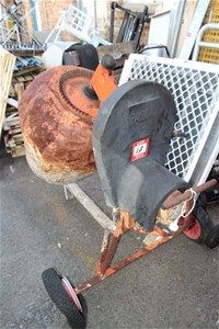 Easy Mix Electric Cement Mixer