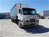 <strong>1995 Mitsubishi FP418NS2347 6 x 2 Curtainsider Rigid Truck</strong>