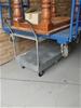 2 Tier Workshop Trolley