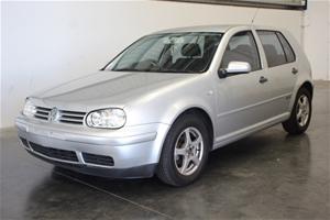 2000 Volkswagen Golf GL Rally A4 Automat