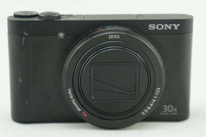Sony DSCWX500B 18.2MP Cyber Shot W Series