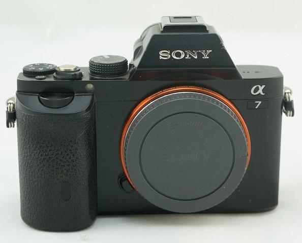 Sony Alpha ILCE7B A7 Mirrorless Camera Body