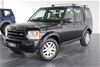 2009 Land Rover Discovery 3 SE Series III Automatic 7 Seats Wagon