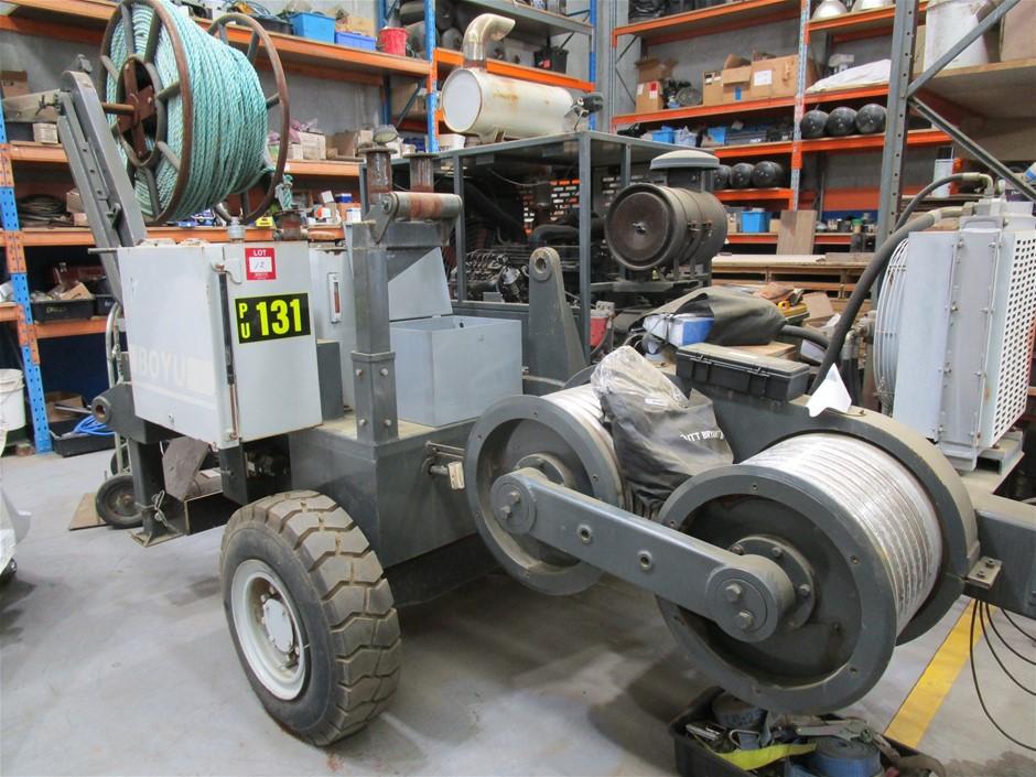 Boyu TY-90 Hydraulic Puller
