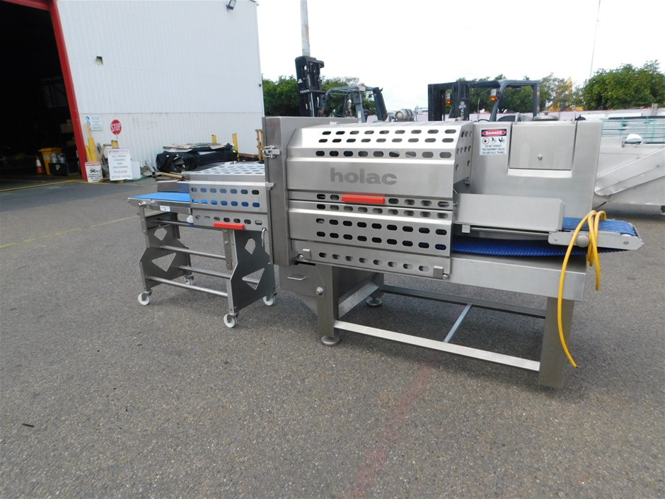 Holac Sect 28ct Slicing Machine
