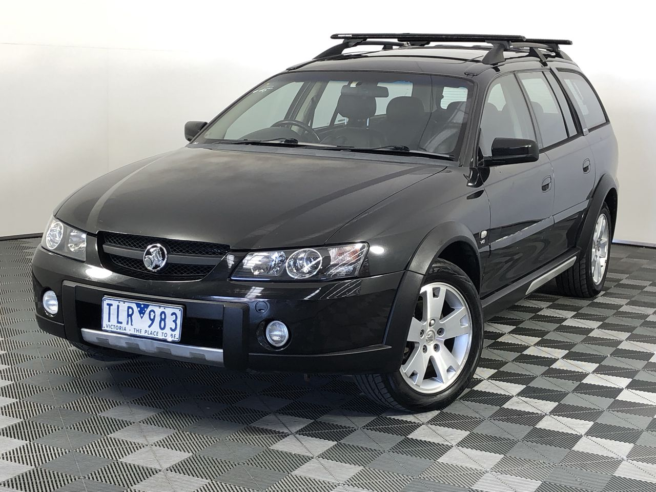 2003 Holden Adventra LX8 Y Series Automatic Wagon