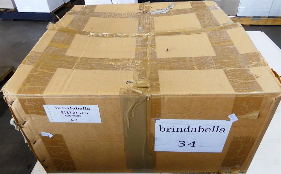 Brindabella 5187-01-76-S Chandelier N.1