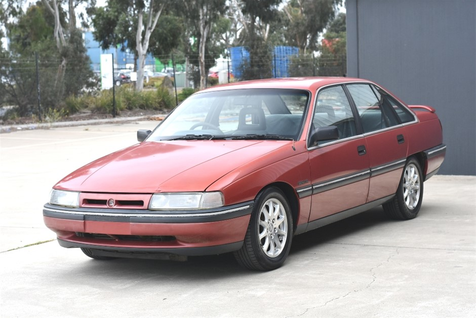 1990 Holden VN Berlina Automatic Sedan