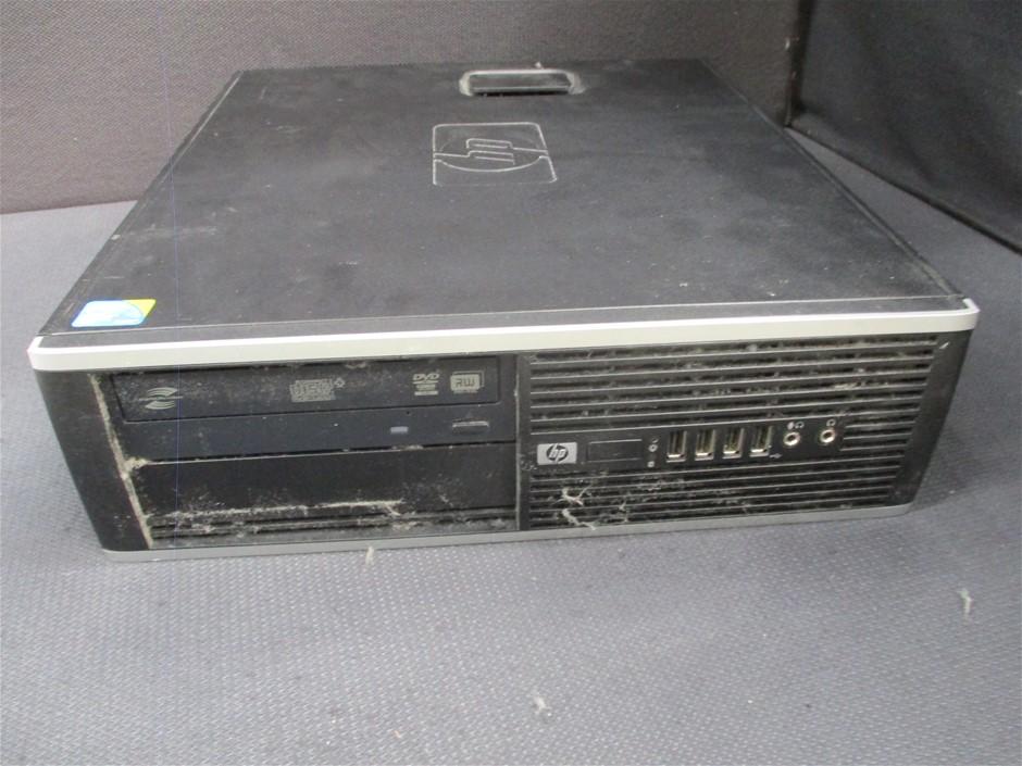 HP Compaq 8000 Elite SFF PC Small Form Factor (SFF) Desktop PC