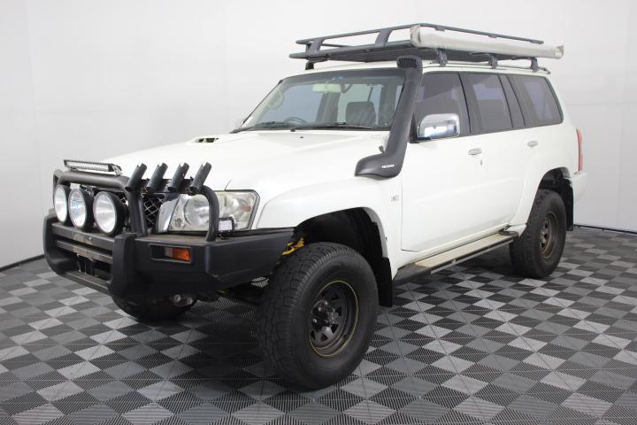 2010 Nissan Patrol ST-S 3.0 GU II Turbo Diesel Wagon