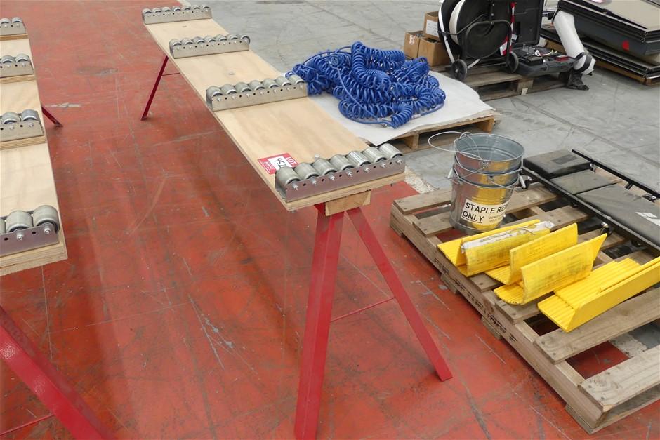 Purpose Built Roller Extensions - Work Horse Design