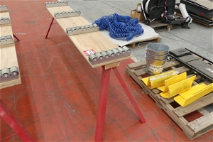 Purpose Built Roller Extensions - Work H
