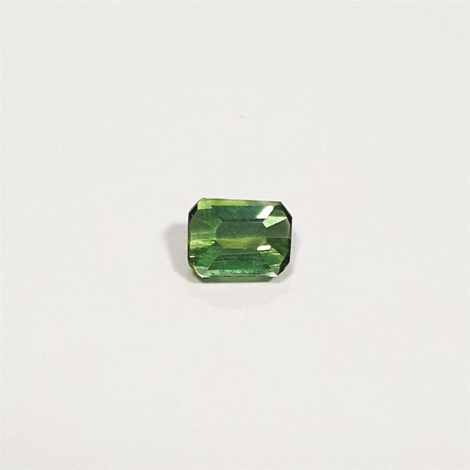 0.36 ct Emerald Cut Tourmaline
