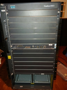 Cisco Catalyst 6500 Series WS-C6513 Swit