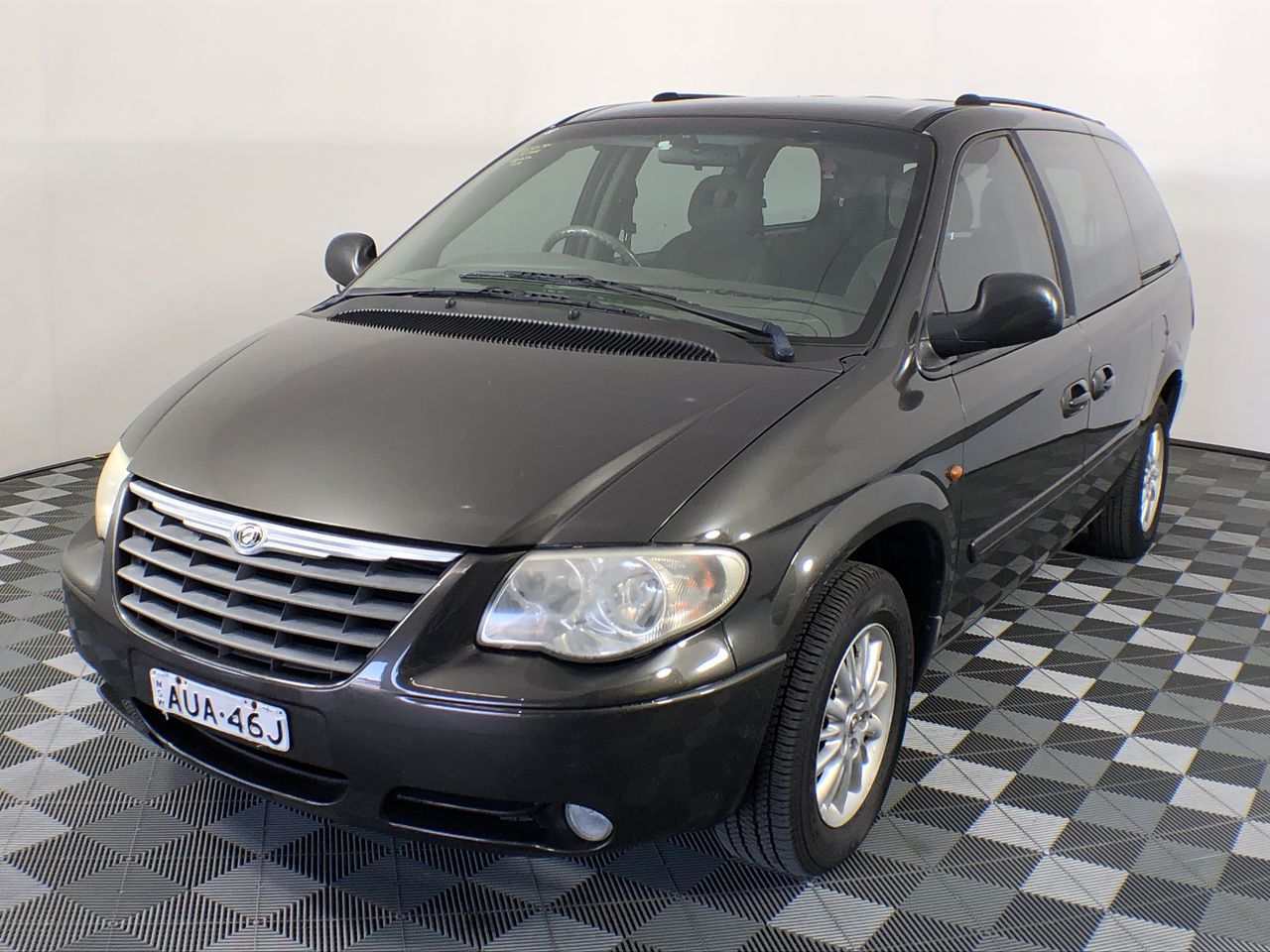 2005 Chrysler Grand Voyager LX VISION RG Automatic 7 Seat People Mover