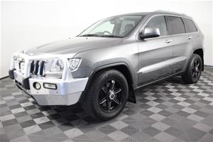 2011 Jeep Grand Cherokee Limited (4x4) W