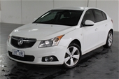 Unreserved 2014 Holden Cruze Equipe