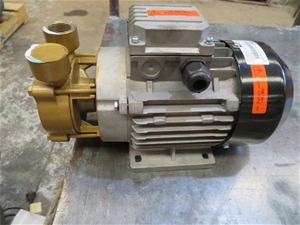Shini Pump with 3 Phase Motor